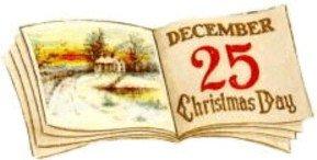 Bon Noël  dans De tout et rien ... xmas-calendar